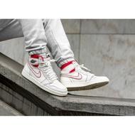 KUMO SHOES-現貨 Nike Air Jordan 1 OG High Phantom 白紅 幻影 兔八哥 555088-160