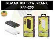 (SG) REMAX 10000MAH POWERBANK PD RPP237 RPP 255