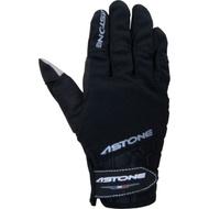 ASTONE 四季觸控手套 黑 可觸控 反光設計 防滑 防摔 透氣 手套《淘帽屋 》
