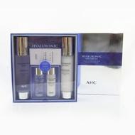 AHC保濕神仙水4件組(化妝水100ml+30ml+乳液100ml+30ml)韓國 B5 玻尿酸