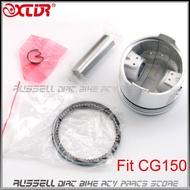 PISTON AND RING FOR Honda CG125 CG150 CG200 CG 125 150 200 Lifan LF Quality