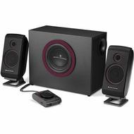 Altec Lansing三件式 重低音 音響 喇叭 送聲寶dvd播放器