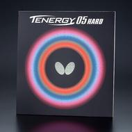 【Spinvo運動聯盟】桌球精品➤Butterfly TENERGY 05 HARD 桌球膠皮 (台灣公司貨)