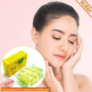 Facial Cleanser 2 Moisturizing Smoothing Skin Whitening Body ~ Temulawak Soap The Face 525b