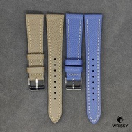 🔥New Release🔥Epsom Hermès Leather Strap (2 Colours) in 20mm suitable for skx , skx013, king seiko, grand seiko,seiko , tag heuer , omega , hamilton , omega , tudor , rolex , citizen and others