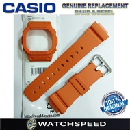 Original Replacement Band and Bezel for Casio G-Shock For DW-5600M-4/DW5600M-4