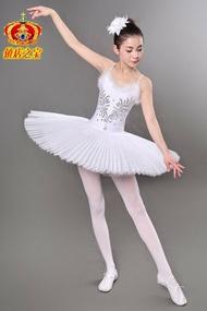 美琪 新款專業芭蕾舞裙 成人芭蕾練功服紗裙蓬蓬裙 小天鵝演出服