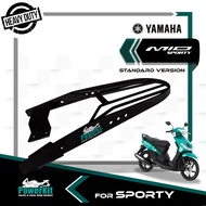 Top Box Bracket for Mio Sporty / Rack Bracket for motorcycle / Yamaha Mio Sporty / Yamaha Bracket / Sporty Accessories / Mio Sporty Accessories / Yamaha Accessories / Mio Sporty Bracket / Bracket for Mio Sporty / Motor Parts and Accessories
