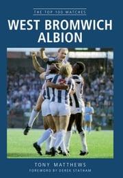 West Bromwich Albion Tony Matthews