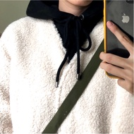 [二手]Uniqlo刷毛長版外套/大衣