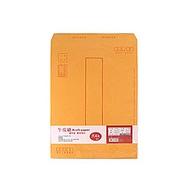 達課 LW-3580 大4K 金黃牛皮信封印刷100磅 5入 公文封