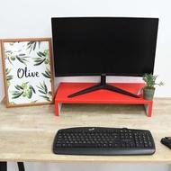 防潑水多功能桌上螢幕架 桌上架 鍵盤架 收納架 電腦架 螢幕架 增高架 MIT台灣製  喬艾森