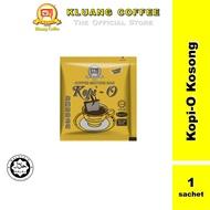 [Shop Malaysia] Kluang Coffee Cap Televisyen Coffee-O Empty (1 sachet x 10gm) Coffee O Kluang TV Cap