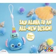 Brand new Disney Tsum tsum Stitch Ez Charm Ezlink Charm