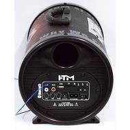 "BT-33 FM 6.5"" 500 W WIRELESS SPEAKER ADVANCED CAR SUBWOOFER"