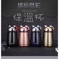 🌈現貨現貨💯貓王保溫杯 300ML 造型保溫杯 保溫杯 304不銹鋼保溫杯 保溫瓶 DG,SHOP