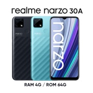 realme narzo 30A 6.5吋 超大電量 遊戲機 (4GB/64GB) [ 全新現貨 ]