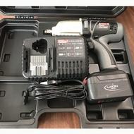 含運 送手套 花電小站 鐵克威 techway18V 4分衝擊板手 高扭力充電式電動衝擊板手 18V4AH