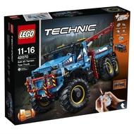 樂高LEGO科技42082起重機42055\/42070\/42030\/42078\/42056