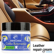 Leather Vinyl Repair Paste Filler Cream Putty for Car Seat Sofa Holes Scratches ZE