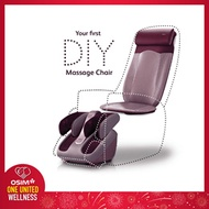 OSIM DIY Massage Chair (OSIM uJolly 2 and OSIM uSqueez 2) For Office Chair