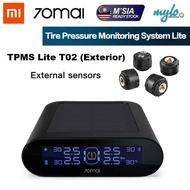 70maif 70mai dash cam 70mai a800 Xiaomi 70mai TPMS Lite Tire Pressure Monitoring System T02 (Exterior)