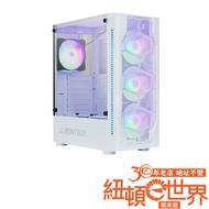 MONTECH 君主 X1 鋼化玻璃 ATX 電腦 機殼 白 /紐頓e世界