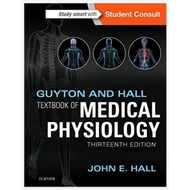 Guyton Andall TEXTBOOK MEDICAL PHYSIOLOGY Thirtheenth Edition