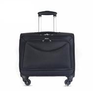 กระเป๋าล้อลากเดินทางมีล้อลากสำหรับผู้ชาย,กระเป๋าเดินทางมีล้อขนาด18นิ้วกระเป๋าเดินทางขึ้นเครื่องผ้าออกซ์ฟอร์ด