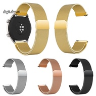 用於Samsung Gear S2 Garmin Vivoactive 3的DG合金錶帶腕帶更換