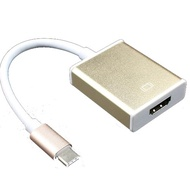 [現貨] 實用 Type-C TO HDMI (母) 轉接線 USB 3.1 to HDMI 適用 Mac 三星