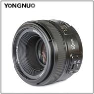 ~阿翔小舖~ 現貨 永諾 Nikon專用 50mm f/1.8 YN50mm F1.8 平價標準定焦鏡