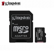 【Kingston 金士頓】★Canvas Select Plus microSDXC 128GB 記憶卡(SDCS2/128GB)