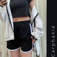 Carphanie卡芬妮 百搭輕薄速乾女生運動短褲-5色  #3080