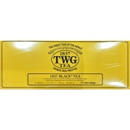 [預購] TWG 1837 Black Tea 茶包組