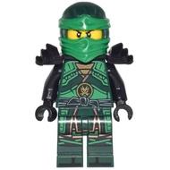 《LEGO 樂高》【Ninjago 旋風忍者系列】綠忍者 時光之刃 勞埃德 Lloyd 70626(njo284)