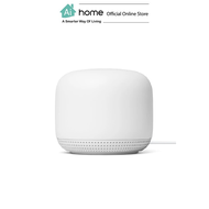 GOOGLE Nest WiFi Point Extender (Snow) with 1 Year Warranty [ Ai Home ]