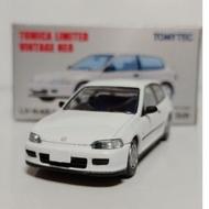 Tomytec 1/64 TLV LV-N48d Honda CIVIC SiR EG6 本田 喜美 Tomica