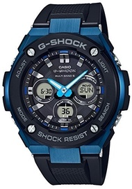 (Casio) [Casio] CASIO watch G-SHOCK G shock G Steel Solar radio GST-W300G-1A2JF Men s-