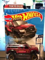 風火輪 hot wheels hotwheels 2020東京奧運紀念棒球 Toyota Tundra pickup