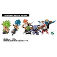 9月預購👍日版 盒玩  七龍珠ADVERGE MOTION2 Bandai 萬代