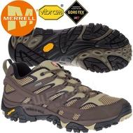 Merrell 12131 Moab 2 Gore-Tex男多功能防水登山健行鞋 GTX耐走登山鞋/戶外健走慢跑鞋