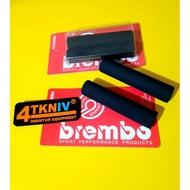 Heandel Foam Brake / Clutch Foam All Universal Brembo Motors - Black