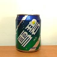 台灣2003年雪碧汽水罐250ml(滿)