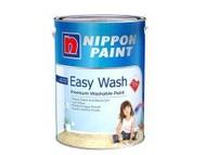 Nippon Paint Easy Wash with Teflon - Base 3 - Serendipitous NP N1926D - 5L