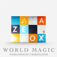 Magic World amazebox Is Surprise of Large Box Strong Choose Box Thinking Box Interaction Stage Props
