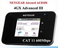 全新 Netgear AC 810s 3CA 台灣全頻 4G分享器 790s 4G WiFi載波聚合600M 路由器