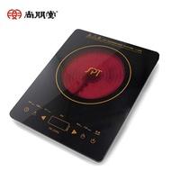 【台灣SPT尚朋堂】台灣製 六段式微電腦觸控式電陶爐 (SR-259G)