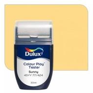 สีขนาดทดลอง Dulux Colour Play™ Tester - Sunny 45YY 77/424