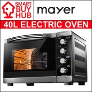 MAYER MMO40D 40L SMART ELECTRIC OVEN